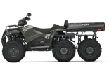 quad Sportsman® 6x6 570 EPS